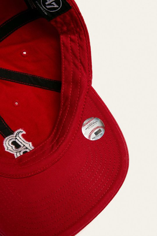 červená 47brand - Čepice Boston Red Sox