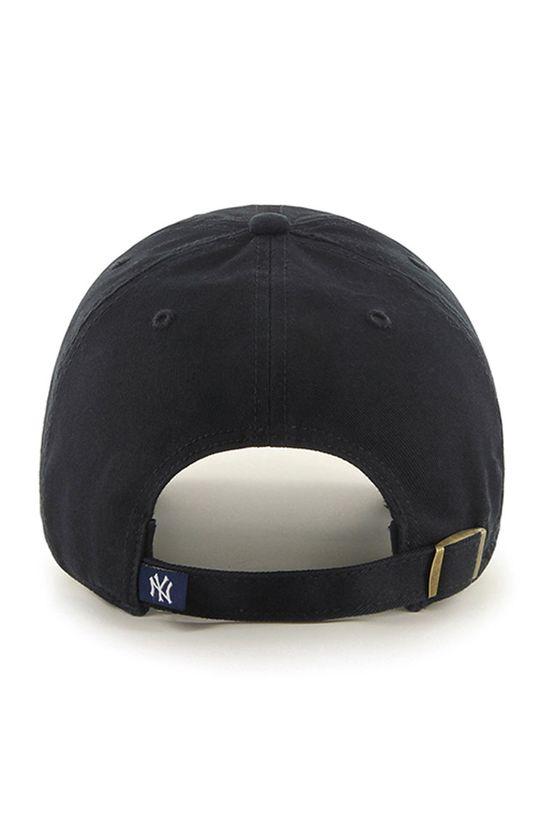 47brand - Čepice New York Yankees Clean Up černá