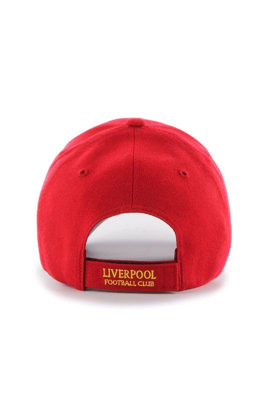 červená 47brand - Čepice Liverpool Fc Pánský