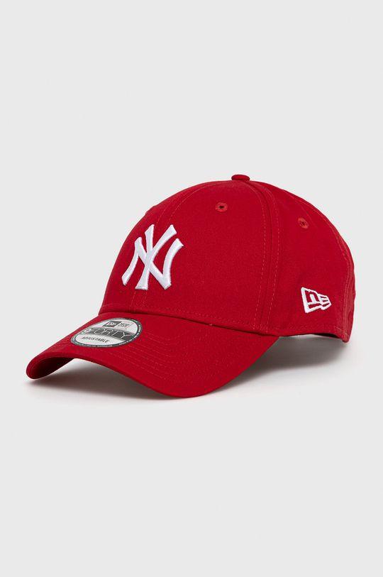 červená New Era - Čepice Pánský