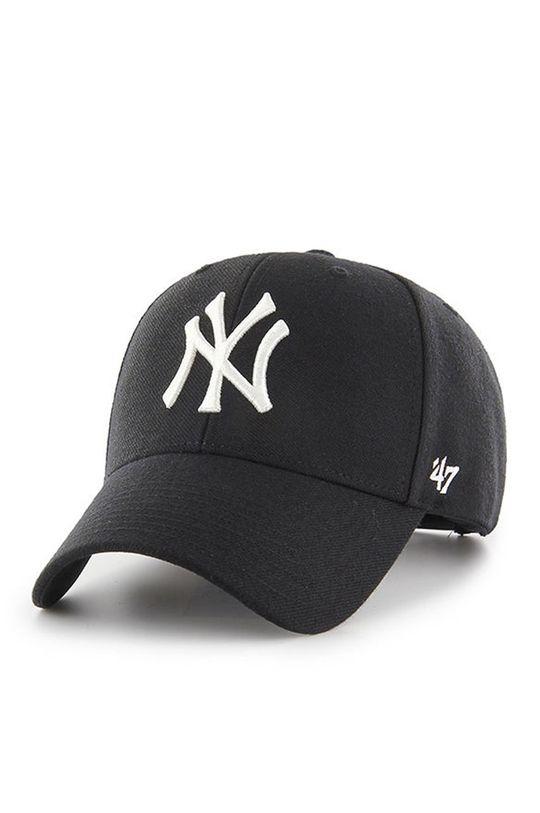 černá 47brand - Čepice New York Yankees Pánský