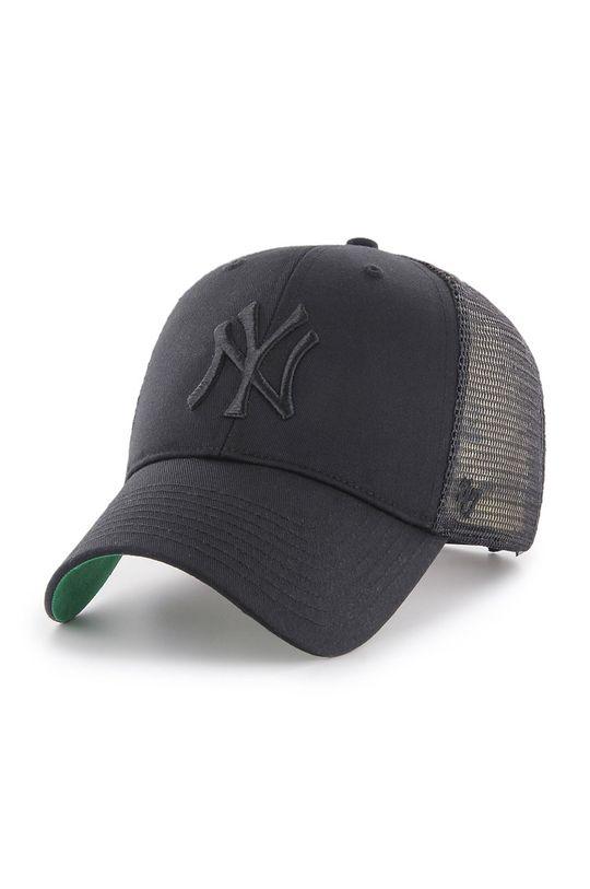 negru 47brand - Caciula New York Yankees Branson MVP De bărbați