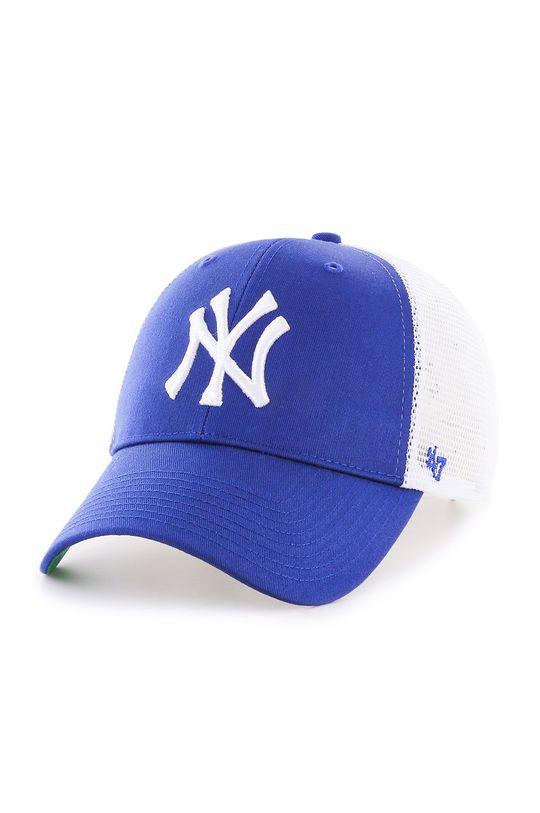 niebieski 47brand - Czapka New York Yankees Męski