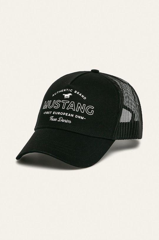 černá Mustang - Čepice Pánský