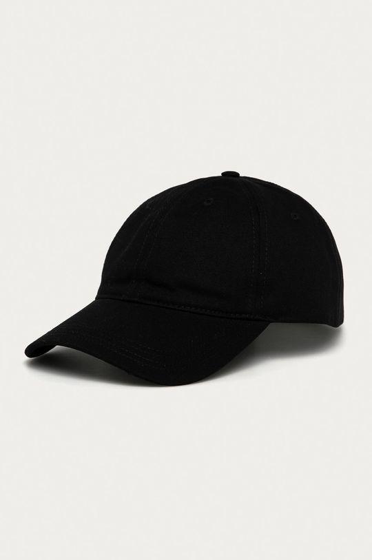 čierna Lacoste - Čiapka Pánsky