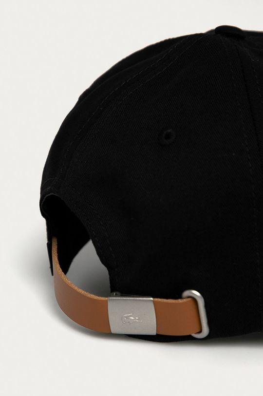 Lacoste - Čiapka čierna
