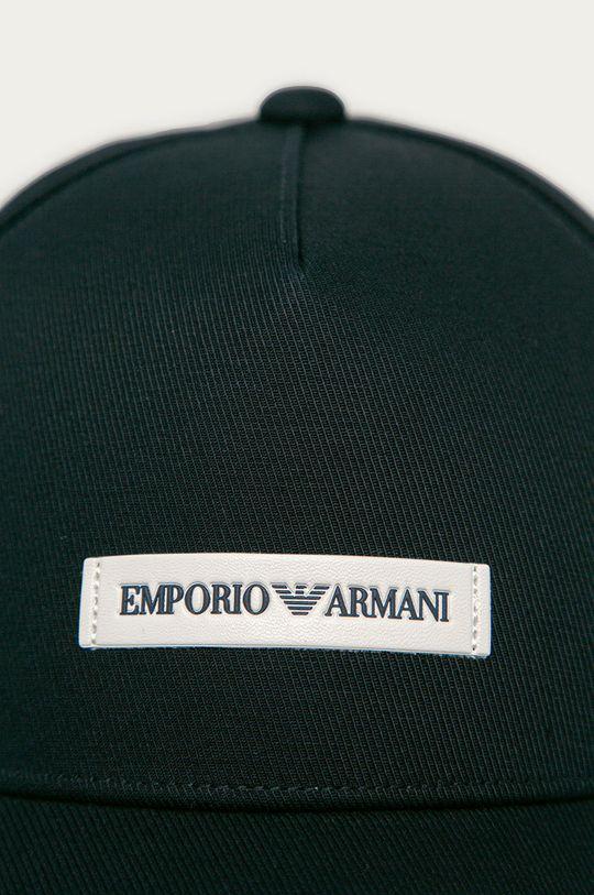 Emporio Armani - Czapka granatowy