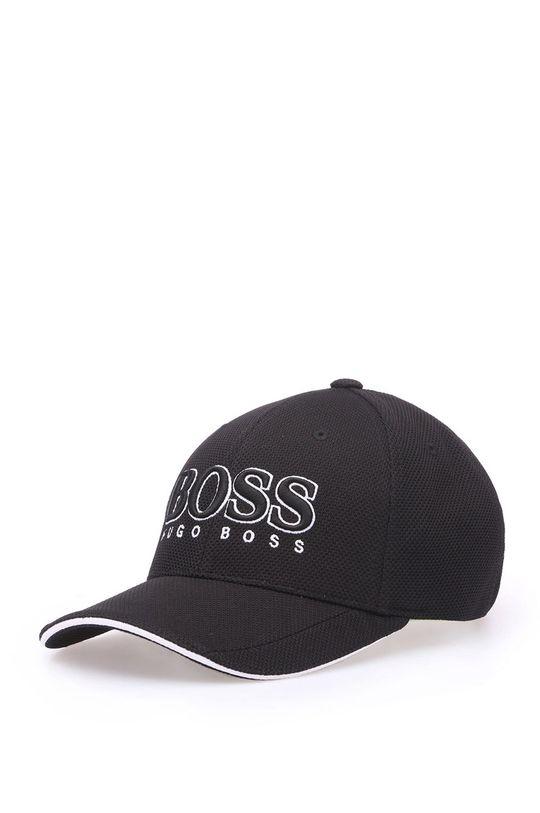 čierna Boss - Čiapka Boss Athleisure Pánsky