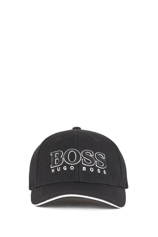 Boss - Čiapka Boss Athleisure  1% Elastan, 99% Polyester