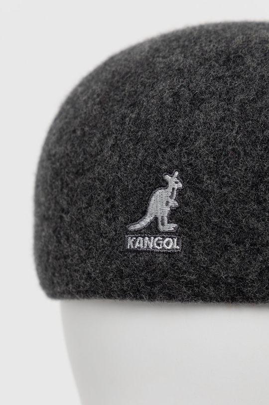 Kangol - Kaszkiet wełniany 30 % Modakryl, 70 % Wełna