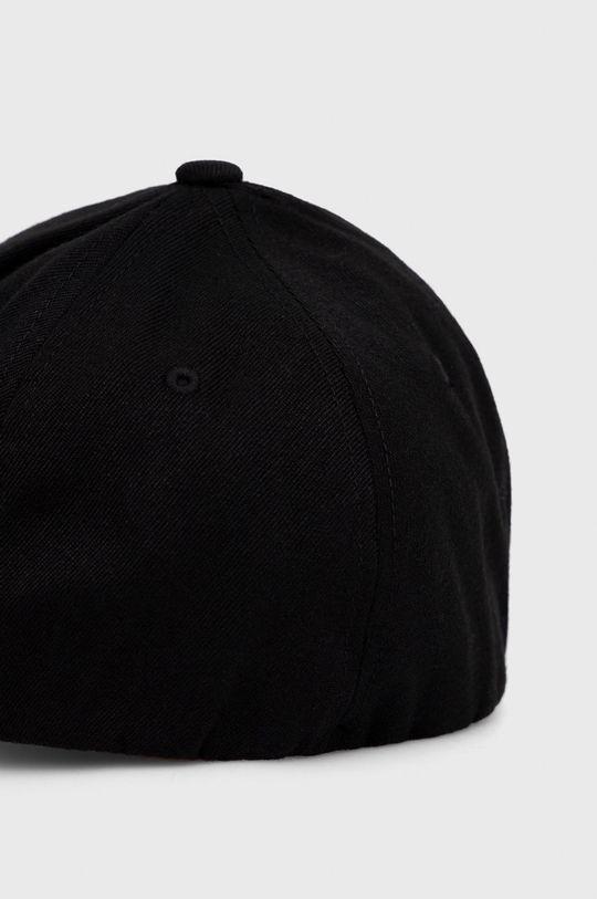 Kangol - Czapka z domieszką wełny czarny
