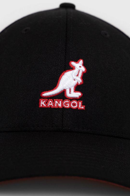 Kangol - Czapka z domieszką wełny 83 % Akryl, 2 % Elastan, 15 % Wełna