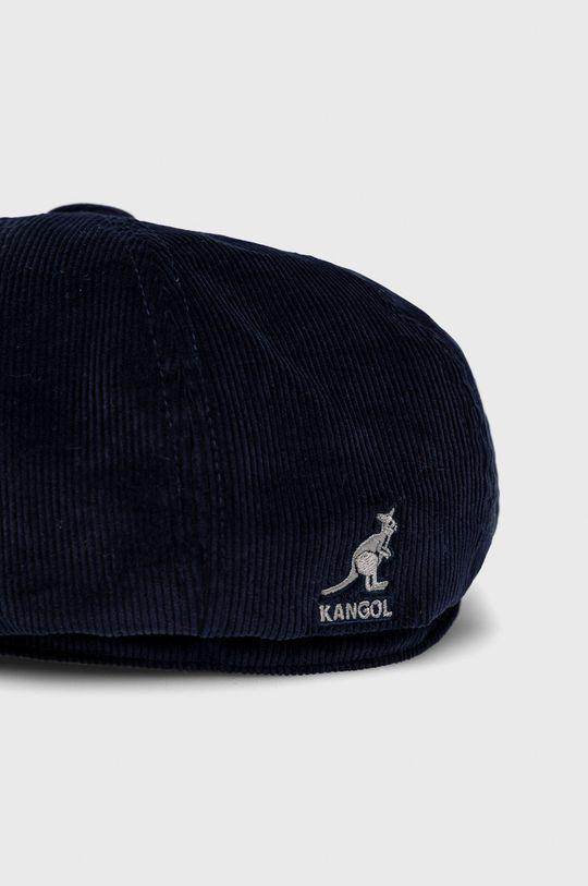 Kangol - Kaszkiet sztruksowy 98 % Bawełna, 2 % Elastan