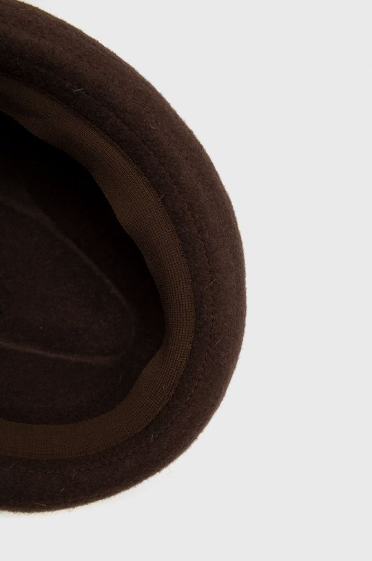 ciemny brązowy Kangol - Kapelusz
