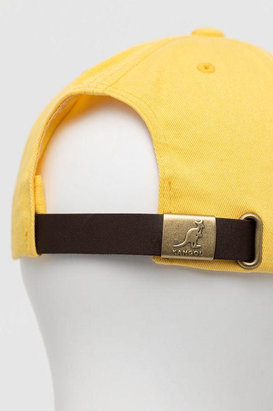 żółty Kangol - Czapka
