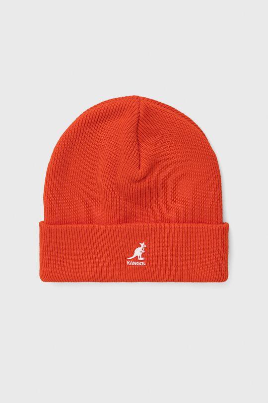 pomarańczowy Kangol - Czapka Unisex