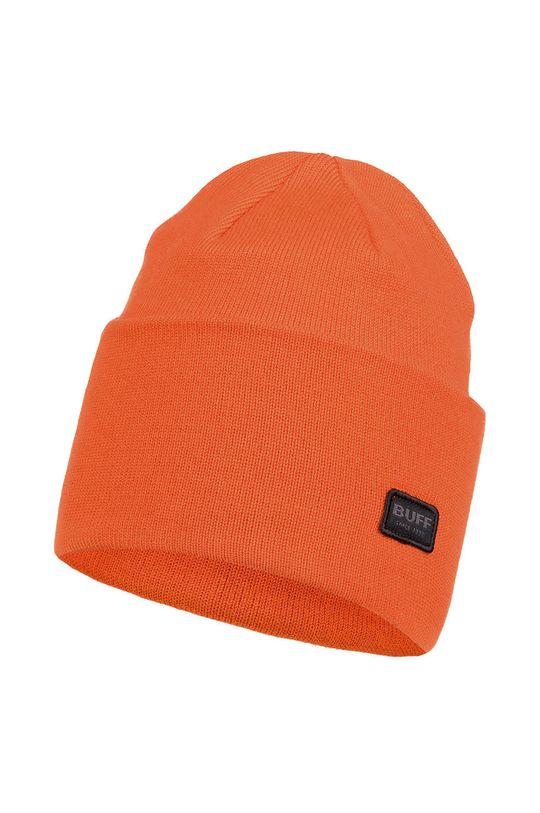 pomarańczowy Buff - Czapka Niels Unisex