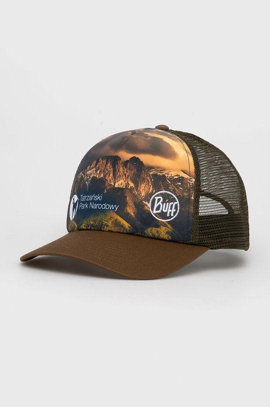 brązowy Buff - Czapka Unisex