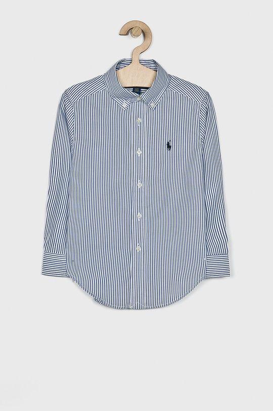 niebieski Polo Ralph Lauren - Koszula dziecięca 92-104 cm Chłopięcy
