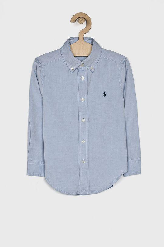 albastru Polo Ralph Lauren - Camasa copii 92-104 cm De băieți