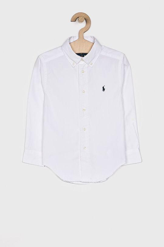 alb Polo Ralph Lauren - Camasa copii 92-104 cm De băieți