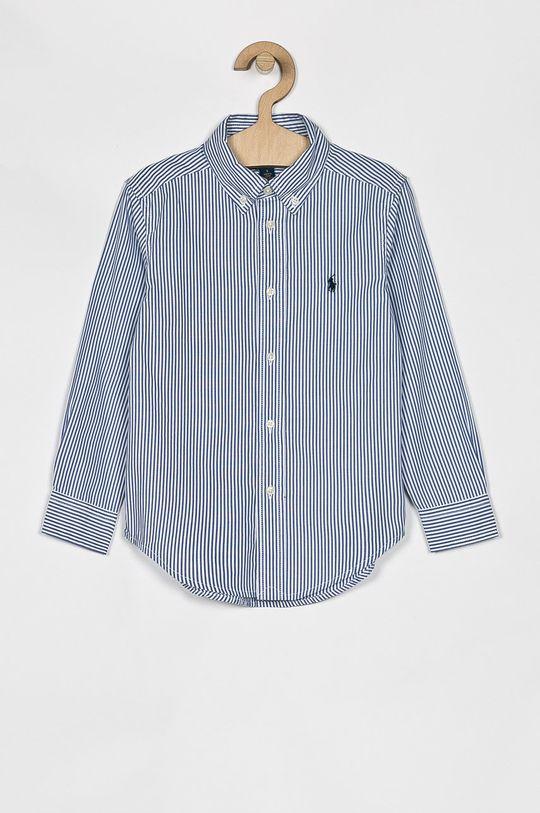 niebieski Polo Ralph Lauren - Koszula dziecięca 110-128 cm Chłopięcy