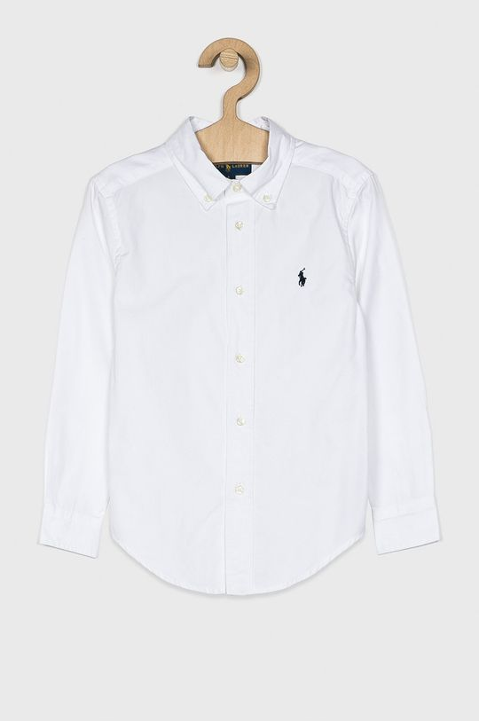 alb Polo Ralph Lauren - Camasa copii 110-128 cm De băieți