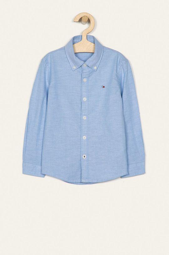 albastru pal Tommy Hilfiger - Camasa copii 86-176 cm De băieți