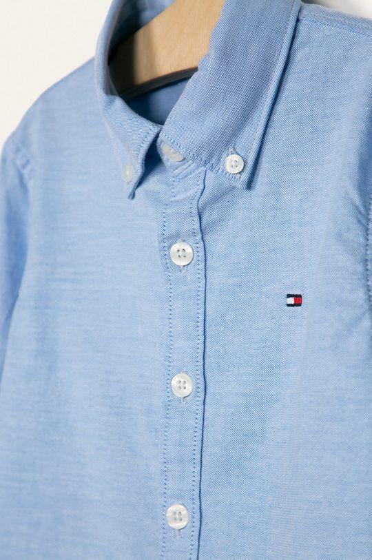 Tommy Hilfiger - Camasa copii 86-176 cm albastru pal