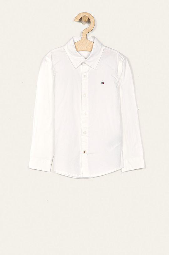 biały Tommy Hilfiger - Koszula dziecięca 86-176 cm Chłopięcy