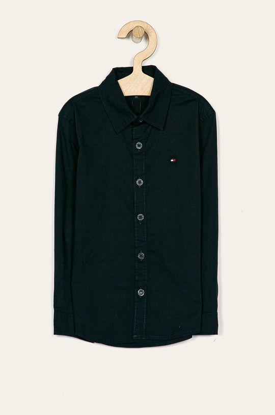 námořnická modř Tommy Hilfiger - Dětská košile 86-176 cm Chlapecký