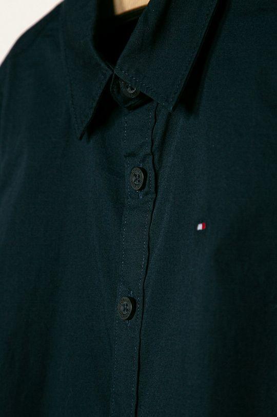 Tommy Hilfiger - Dětská košile 86-176 cm námořnická modř
