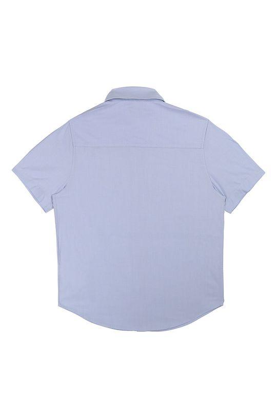 Boss - Detská košeľa 104-110 cm modrá