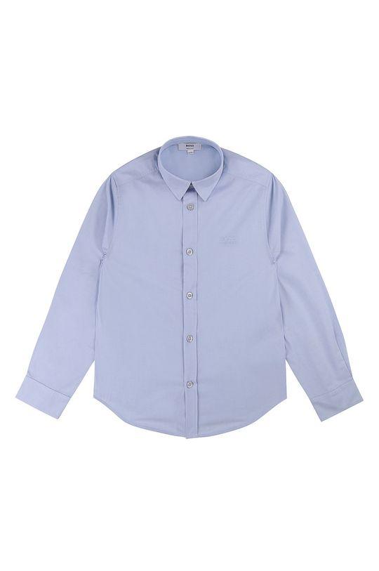 niebieski Boss - Koszula dziecięca 104-110 cm Chłopięcy