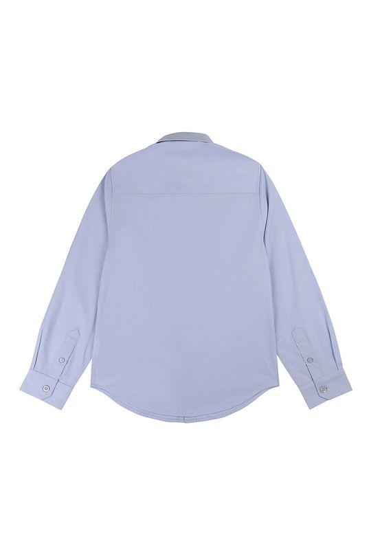 Boss - Koszula dziecięca 104-110 cm niebieski