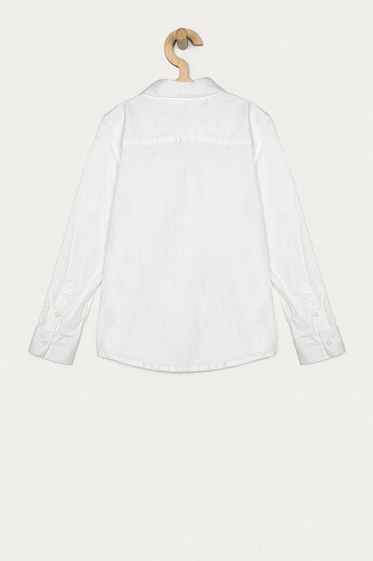 Name it - Camasa copii 116-152 cm alb
