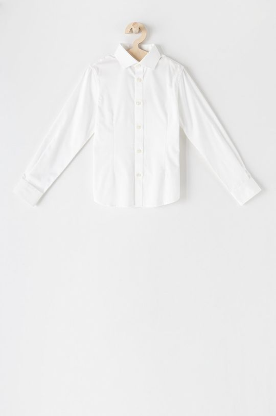 bílá Jack & Jones - Dětská košile 128-176 cm Chlapecký