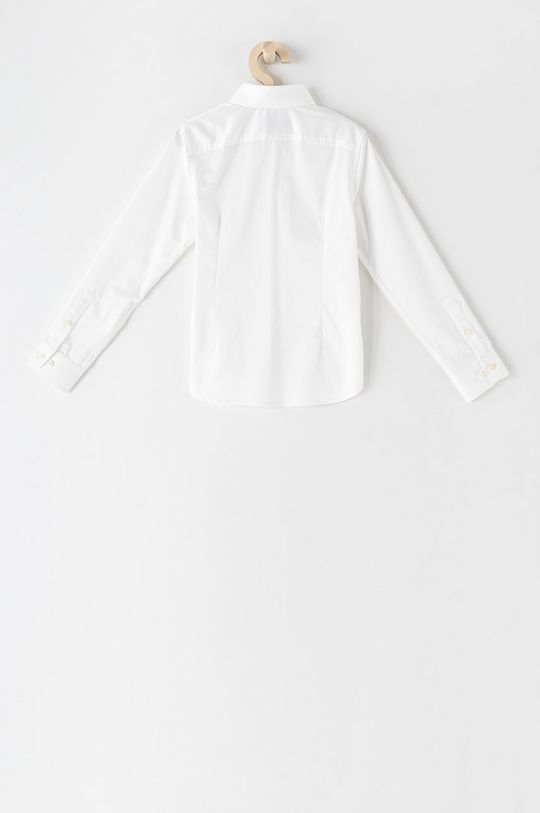 Jack & Jones - Dětská košile 128-176 cm bílá