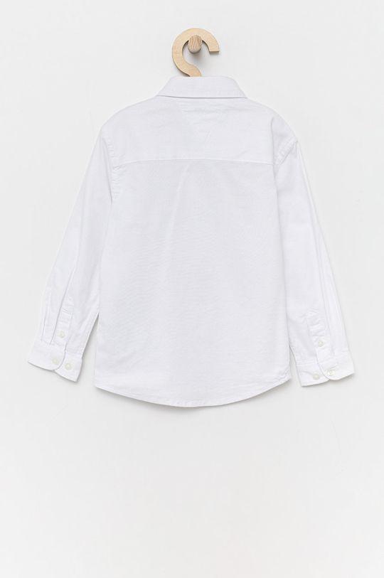 Tommy Hilfiger - Koszula dziecięca biały