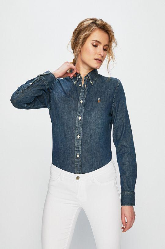 námořnická modř Polo Ralph Lauren - Košile Dámský
