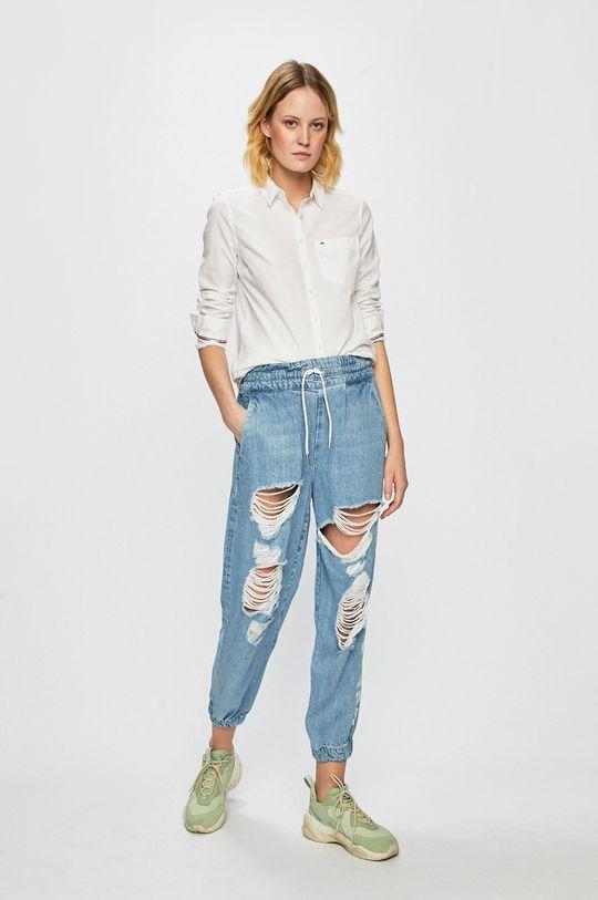 Tommy Jeans - Košeľa <p>100% Bavlna</p>