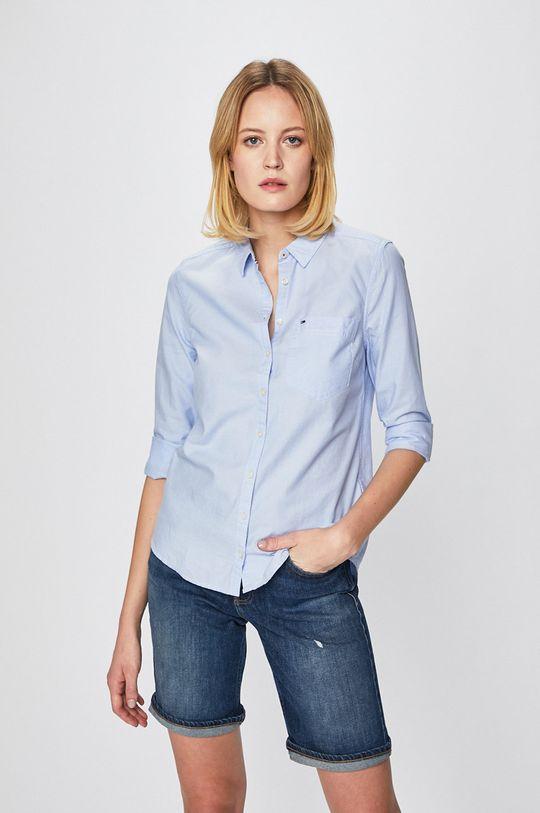 světle modrá Tommy Jeans - Košile Dámský