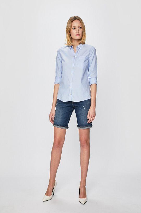 Tommy Jeans - Košile 100% Bavlna