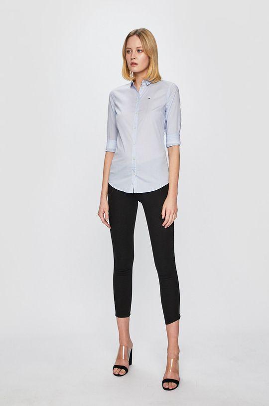 Tommy Jeans - Košile  70% Bavlna, 3% Elastan, 27% Polyamid
