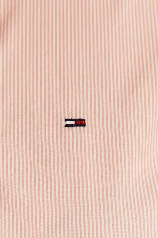 Tommy Jeans - Košeľa ružová