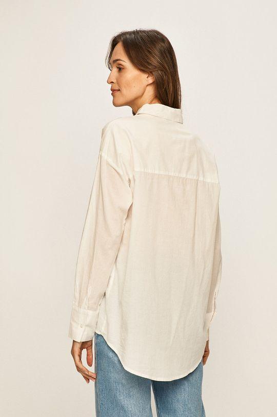 Vero Moda - Koszula 100 % Bawełna organiczna