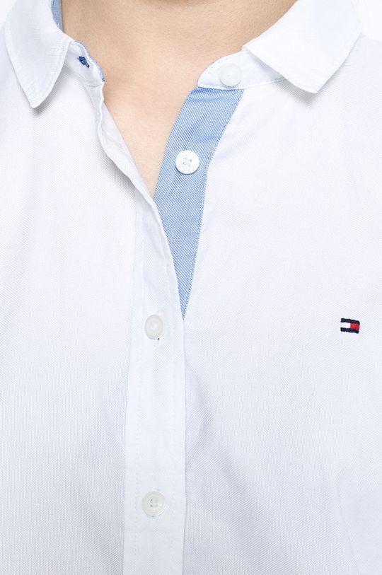 Tommy Hilfiger - Košeľa Jenna biela
