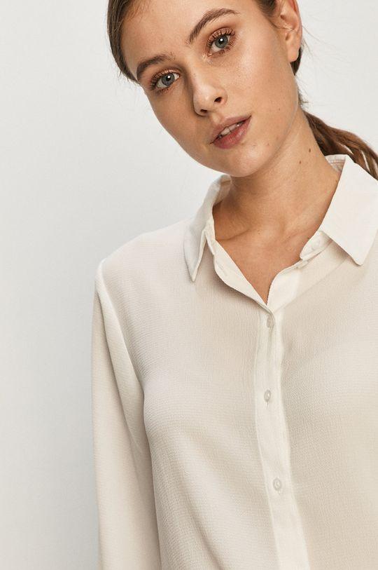 bílá Jacqueline de Yong - Košile