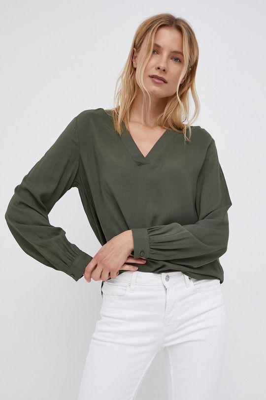 verde Jacqueline de Yong - Bluza De femei