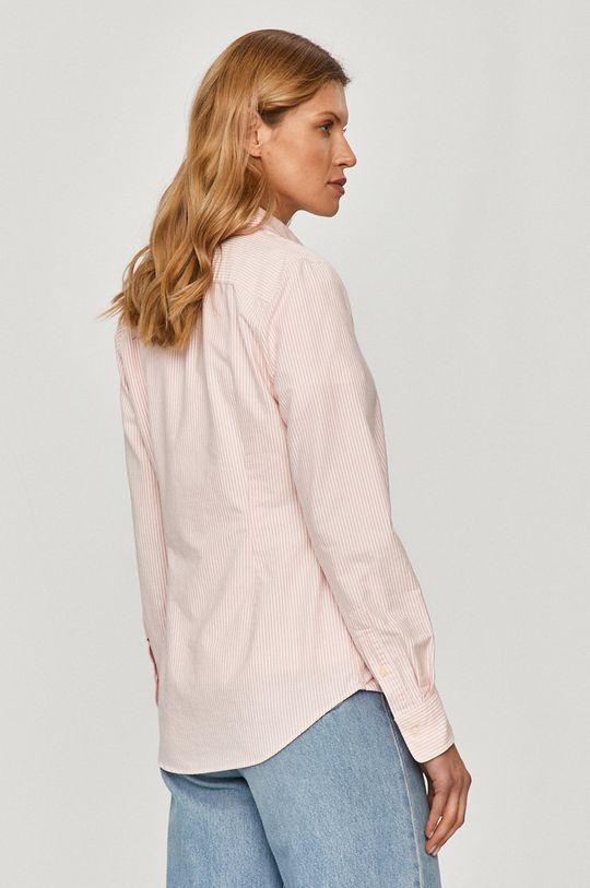 pastelová ružová Polo Ralph Lauren - Bavlnená košeľa